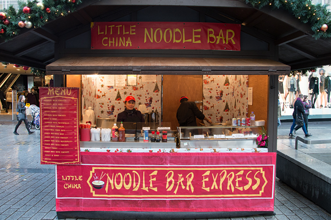 Little China Noodle Bar Express