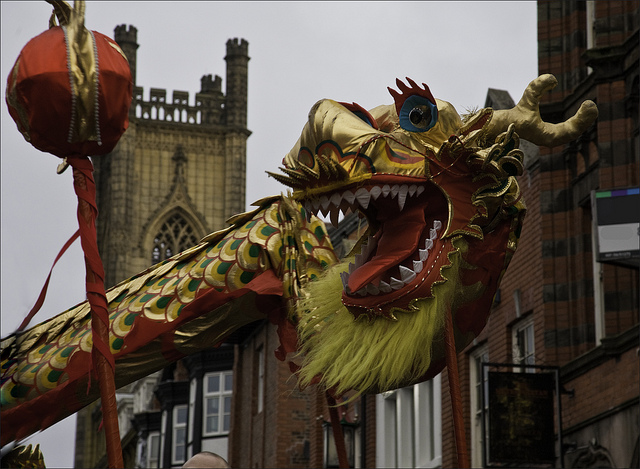 Chinese New Year 2012/ Flickr Ruth_W