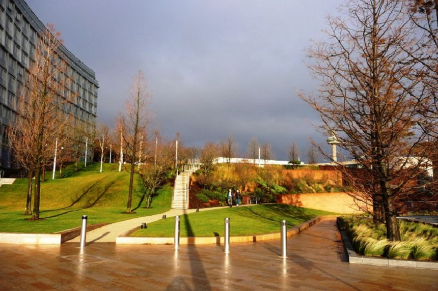 Chavasse Park Nature Trail - free things to do in Liverpool