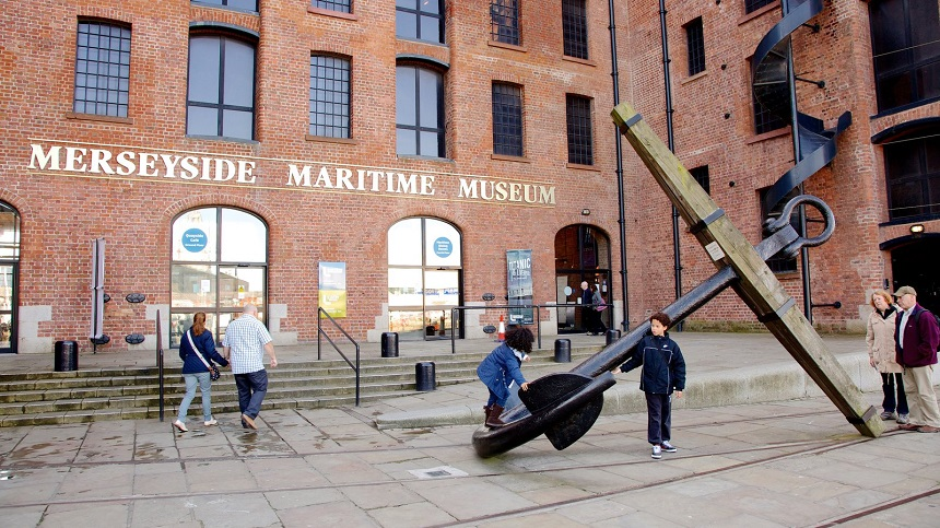 Merseyside Maritime Museum - free things to do in Liverpool