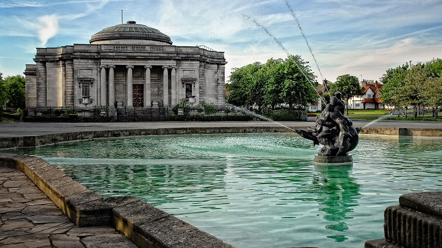 Lady Lever Art Gallery - free things to do in Liverpool