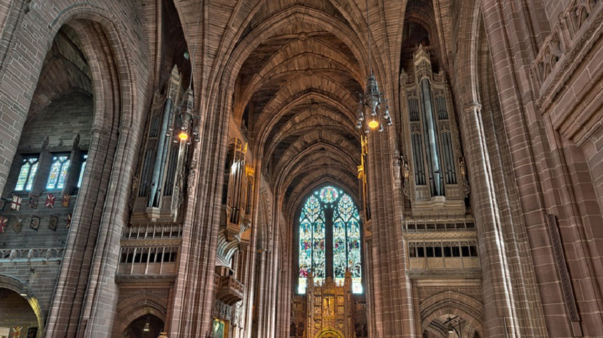 Liverpool Cathedral - free things to do in Liverpool