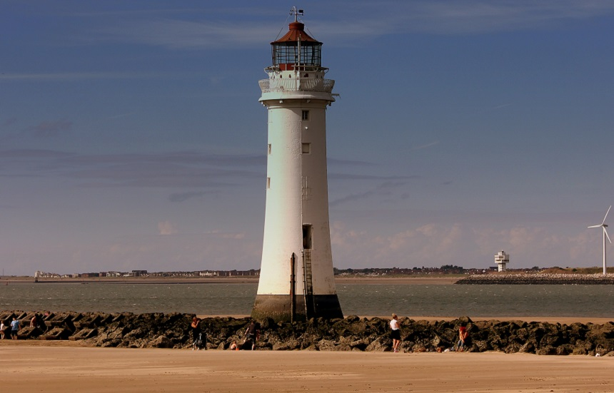 New Brighton - free things to do in Liverpool