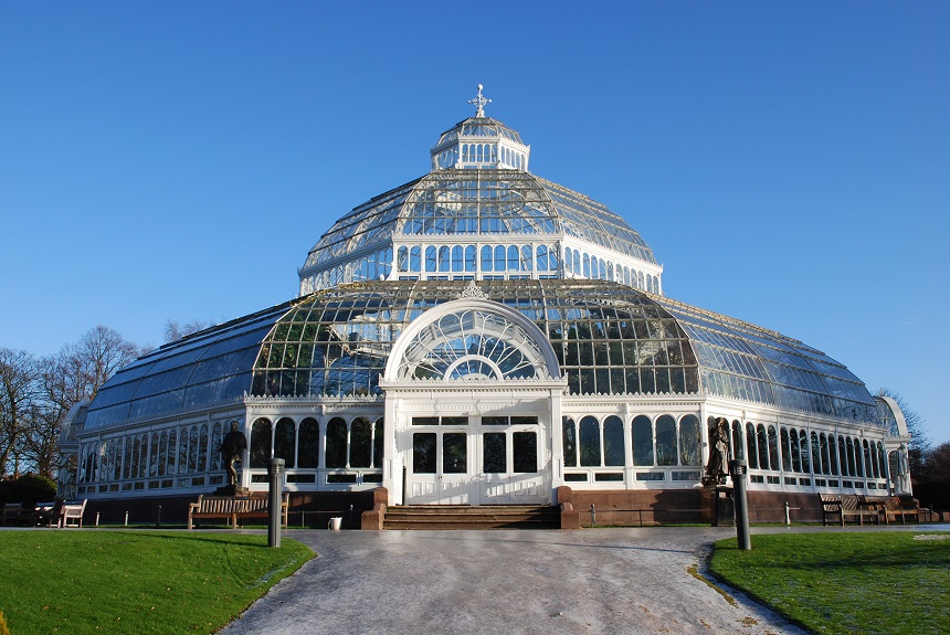 Sefton Park Palm House - free things to do in Liverpool