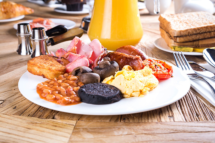 The Bastion Breakfast Liverpool
