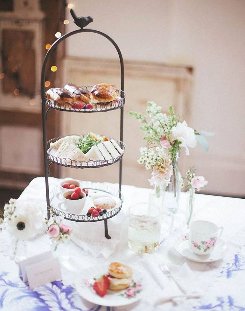 Oh Me Oh My Afternoon Tea