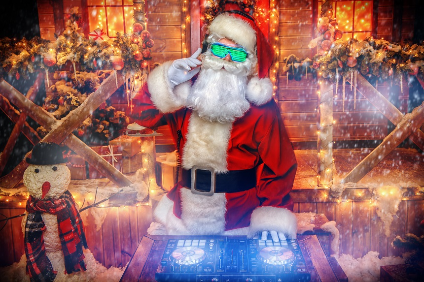 Santa's Christmas House Party - Christmas nights out in Liverpool