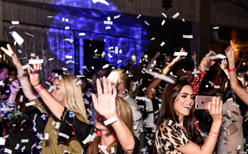 The Ultimate Christmas Party nights out