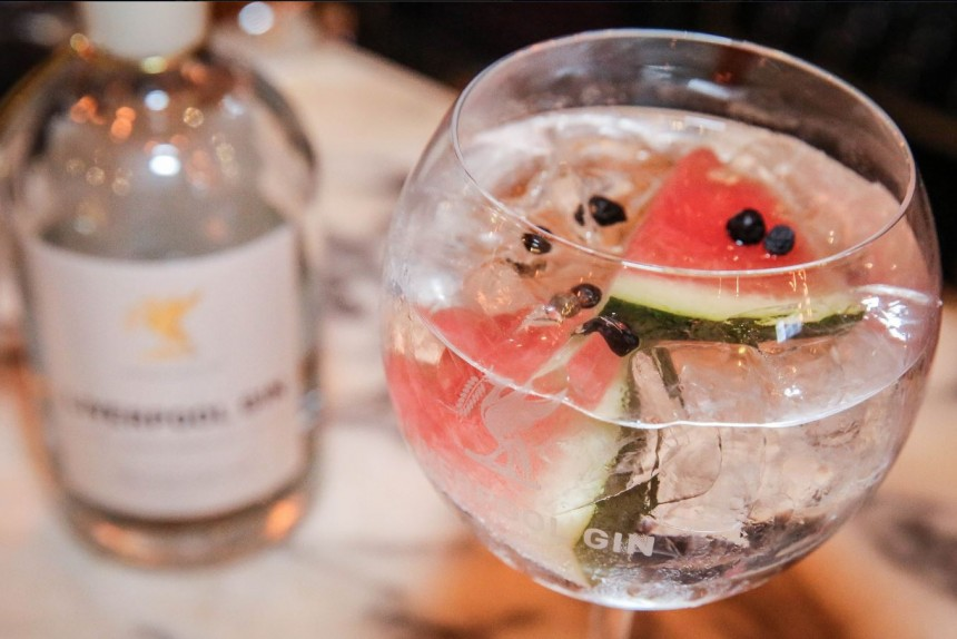 Gin Lovers Guide to Liverpool
