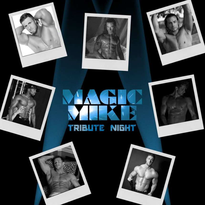 Magic Mike at 30 James Street