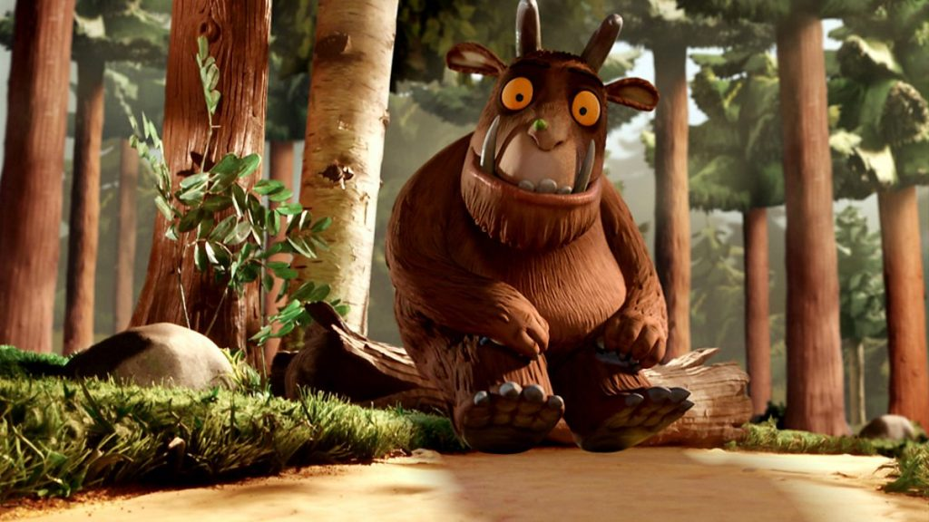 The Gruffalo - half term in Liverpool