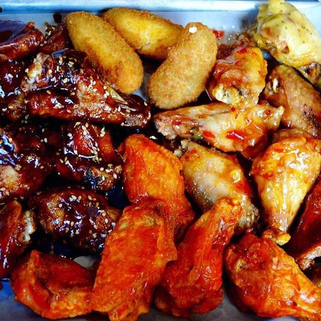 Chicken wings Koop - Liverpool restaurants