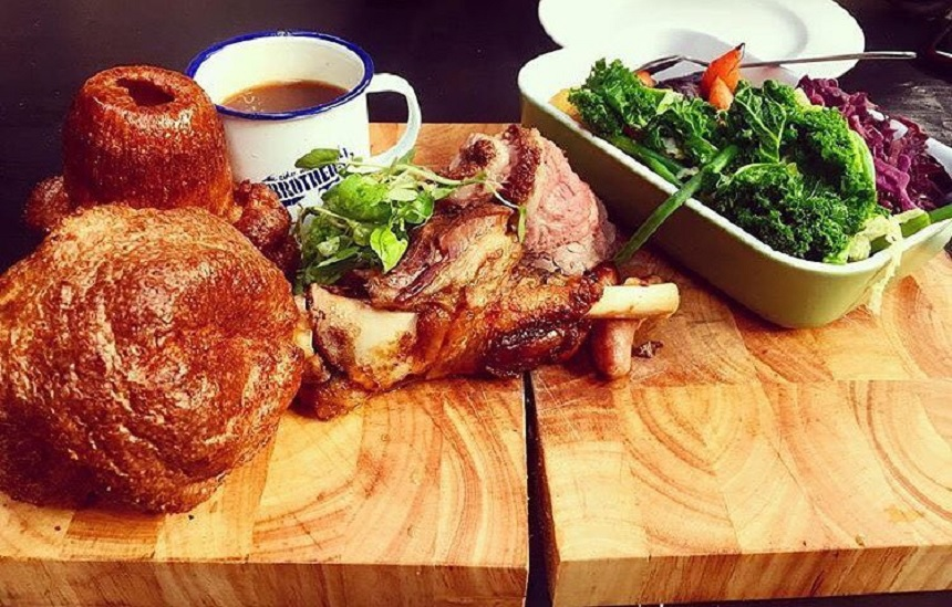 Camp and Furnace - Sunday lunch in Liverpool