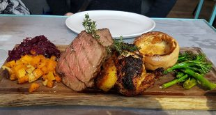 Rookwood bar & cue Sunday lunch liverpool