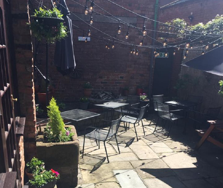 Clove Hitch - outdoor lunch venues Liverpool