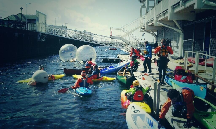 Liverpool Watersports Centre - outdoor activity in Liverpool