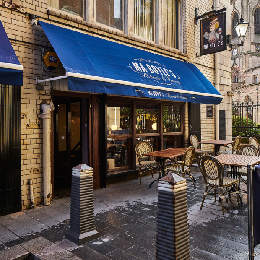Ma Boyle's - outdoor lunch venues in Liveprool