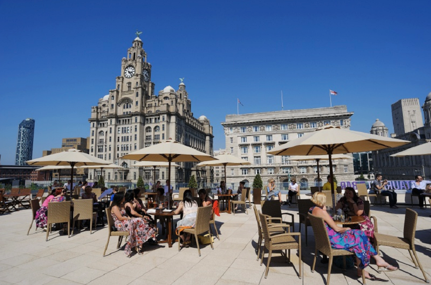 Matou - outdoor lunch venues Liverpool