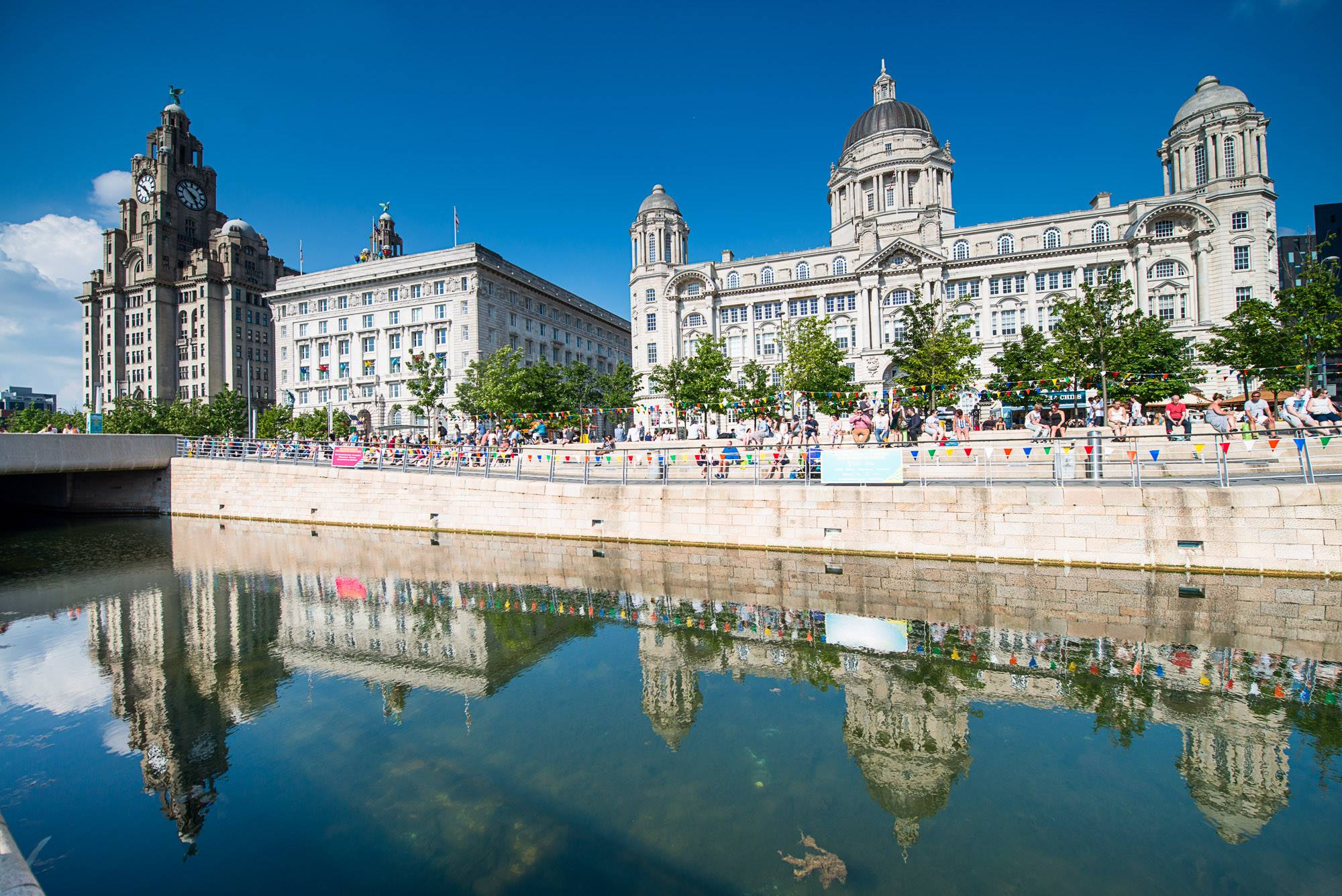 48 summery hours in Liverpool