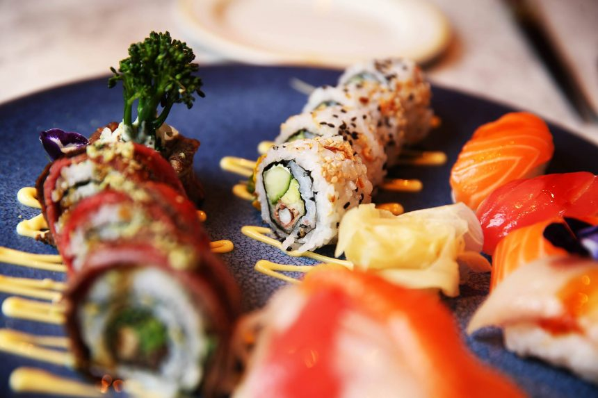 Sushi lovers guide
