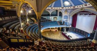 Grand Central Dome - hidden cinema venues in Liverpool
