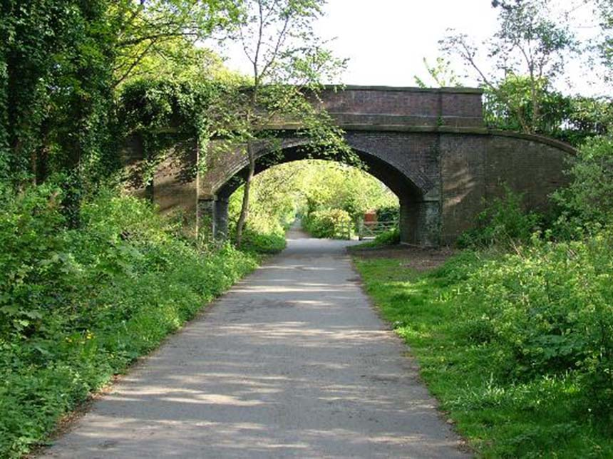best dating north wales walking trails near me