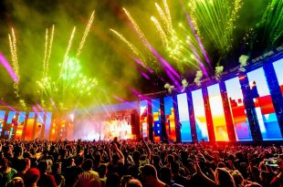 Creamfields - bank holiday weekend in Liverpool