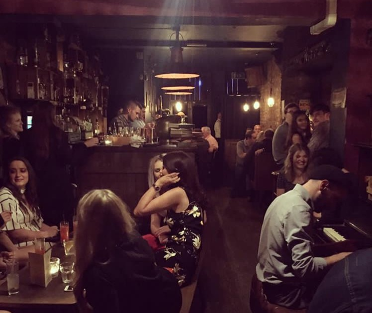 Berry and Rye - best whiskey bars in Liverpool