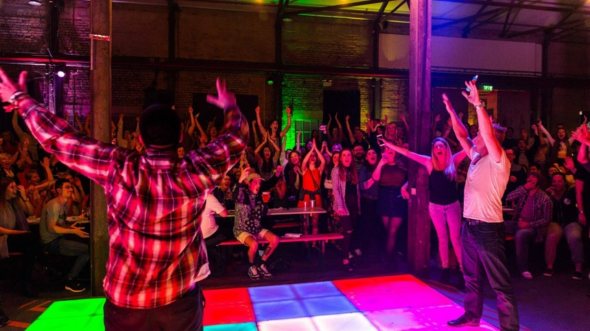 12 days of disco December 2017 events in Liverpool