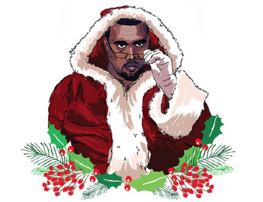 Kanye Chrismtas Party - Pinterest - Signatures Liverpool