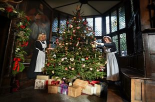 Victorian Christmas Speke Hall December in Liveprool