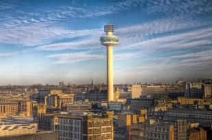 things to do in Liverpool - climb St Johns Beacon