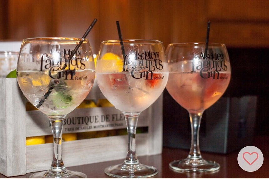Absolutely Fabulous Gin Festival - Liverpool events