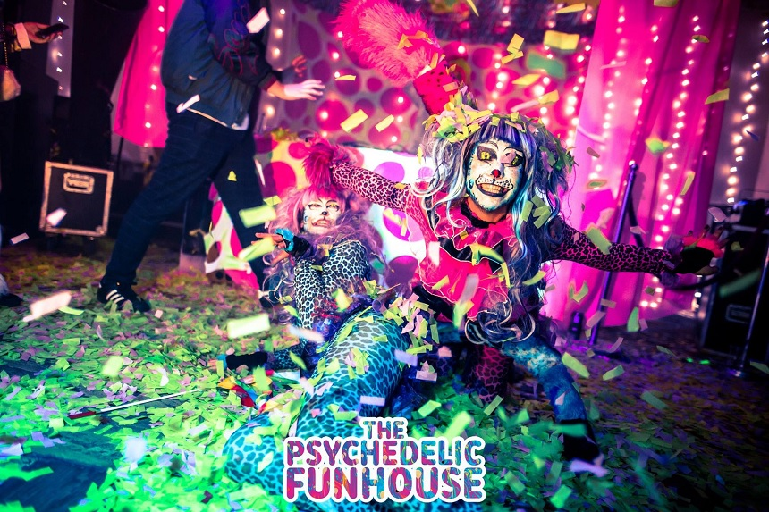 Psychedelic Funhouse - Liverpool events