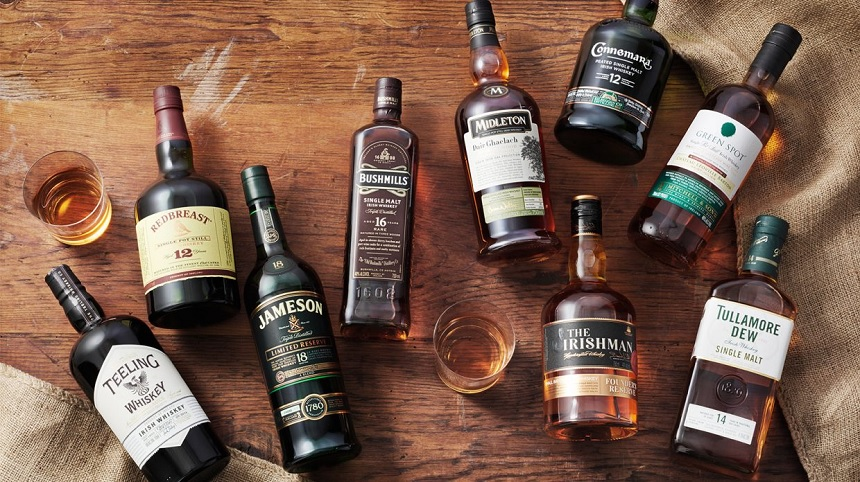 Whiskey Business Irish Whiskey tasting - Liverpool events