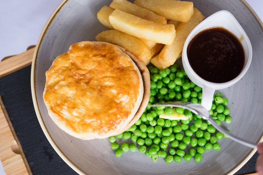 Bastion Bar and Restaurant - British Pie Week