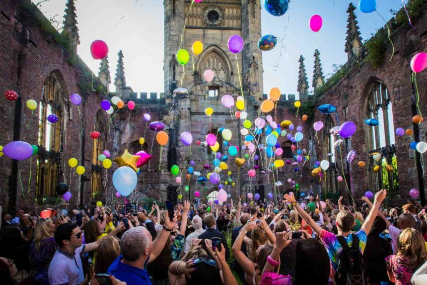 bombed out church - free things to do in liverpool