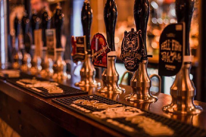 Head of Steam - real ale Liverpool