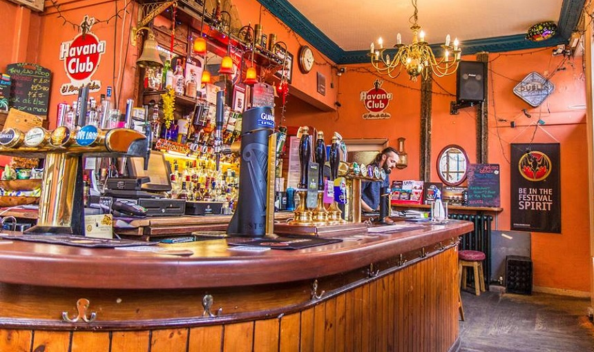 The Grapes Knight Street - real ale Liverpool
