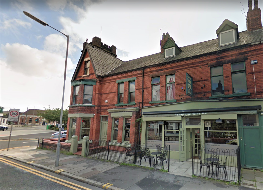 smithdown road restaurants