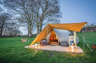 glamping liverpool