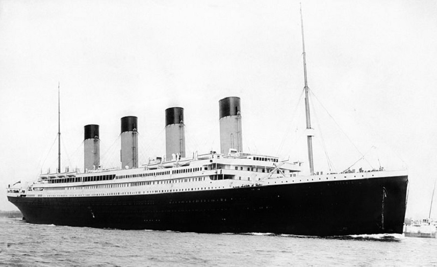 RMS Titanic - VR Here - school summer holidays