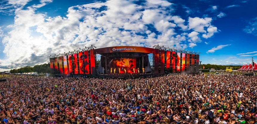 Creamfields - August bank holiday events