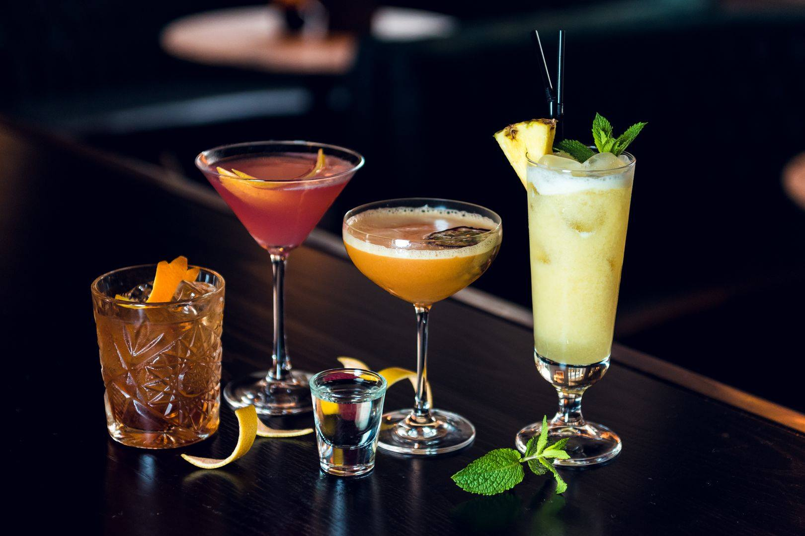 cocktail bars in Liverpool