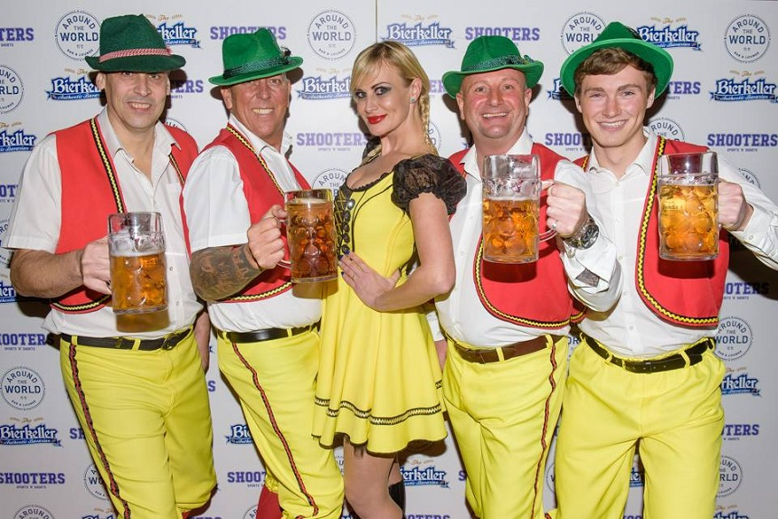 what's on Liverpool October - Bierkeller Bavarian Birthday Bash