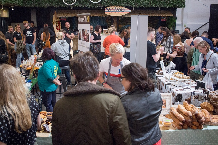 what's On Liverpool October -Baltic Vegan Market
