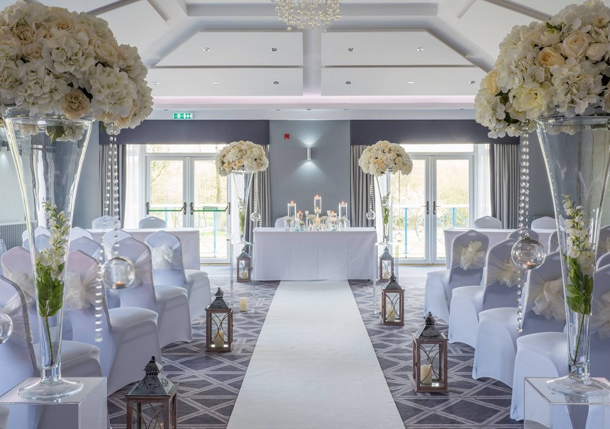 Formby Hall Golf Resort & Spa ceremony - wedding venues Liverpool
