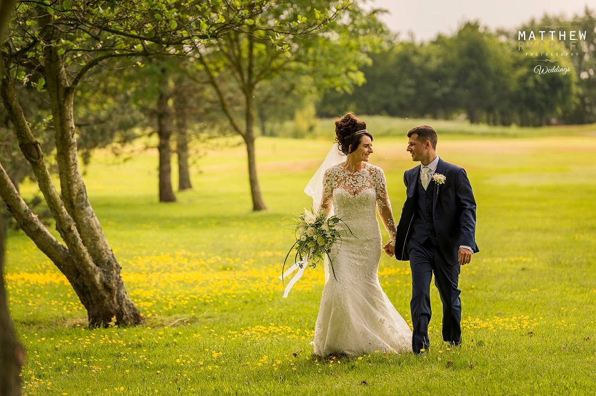 Formby Hall Golf Resort & Spa - wedding venues Liverpool