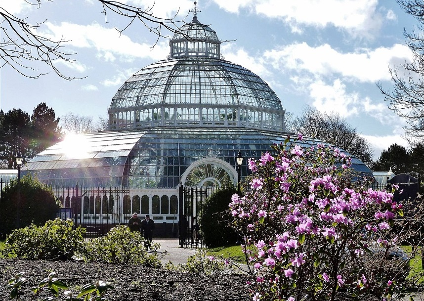 Sefton Park Palm House - wedding venues Liverpool