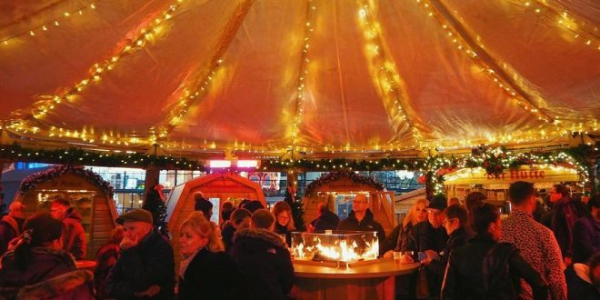 Bar Hutte Liverpool ONE - cosiest bars and pubs in Liverpool